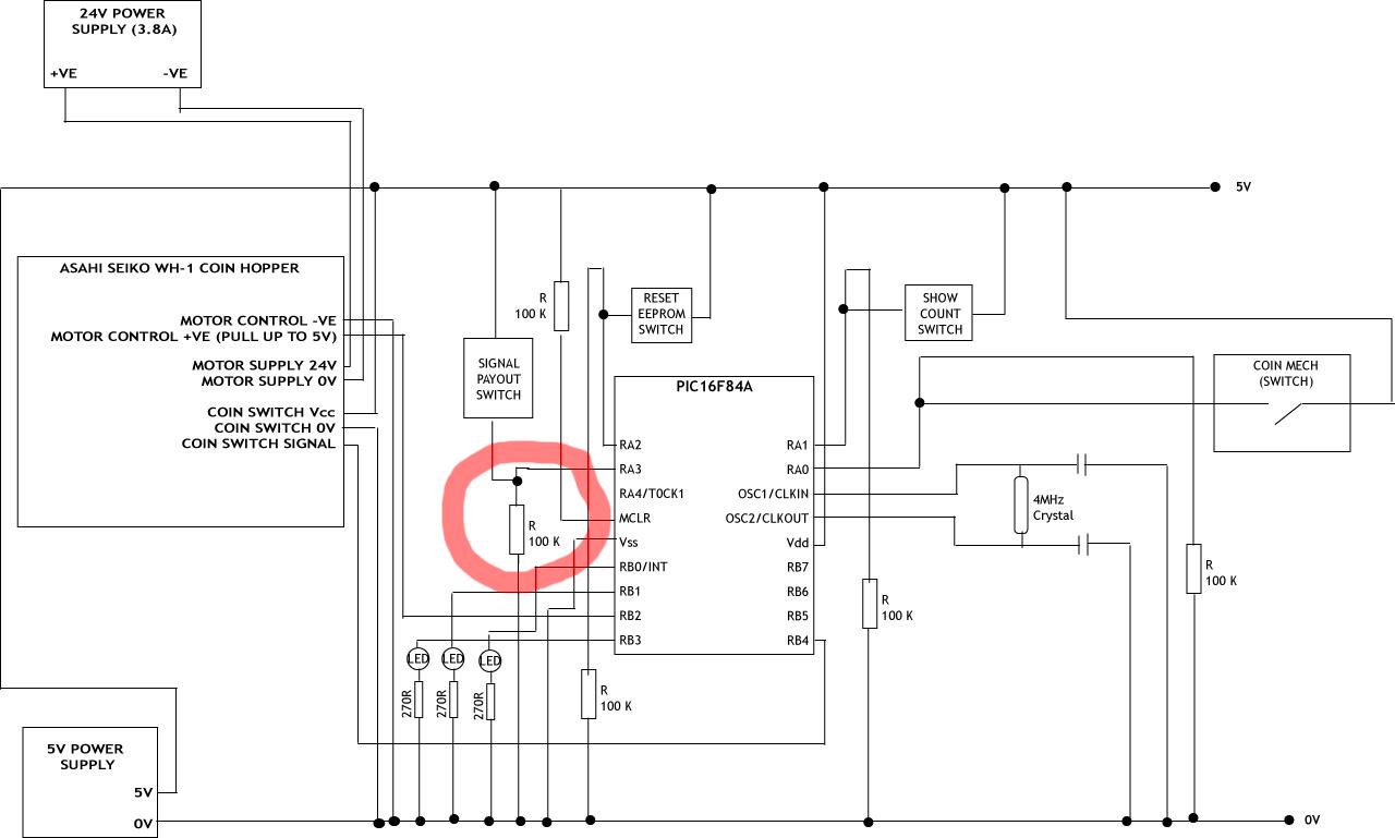 Raiden Hacking Done Arcade Game Wiring Diagram And